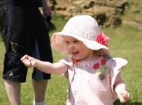 Annabelle at Burton Dassett Country Park