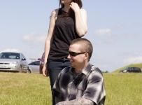 Michael & Emma at Burton Dassett Country Park