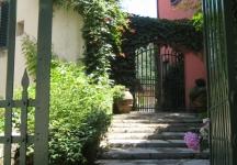 The Gates to the Villa