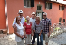 The Brits in Tuscany