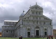 The Duomo, Pisa
