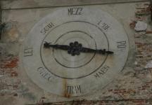Clock Face, Pisa