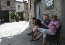Lunch in Montefegatesi
