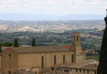 Church, San Gimignano