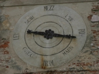 Clock Face, Pisa
