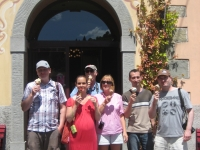 Ice Cream in Castelnuovo
