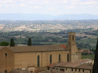 Church, San Gimignano